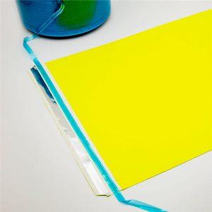 Qichang การพิมพ์สีเทปปิดผนึกถาวร