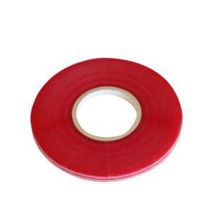 เทปปิดผนึกถุงถาวร BOPP ของสายสีแดง
