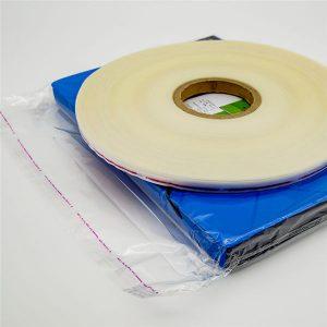 เทปปิดผนึกถุงพลาสติก OPP พลาสติก